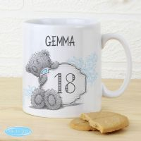 Personalised Me to You Big Age Mug - ideal gift for him or her for Birthday / Anniversary celebrations